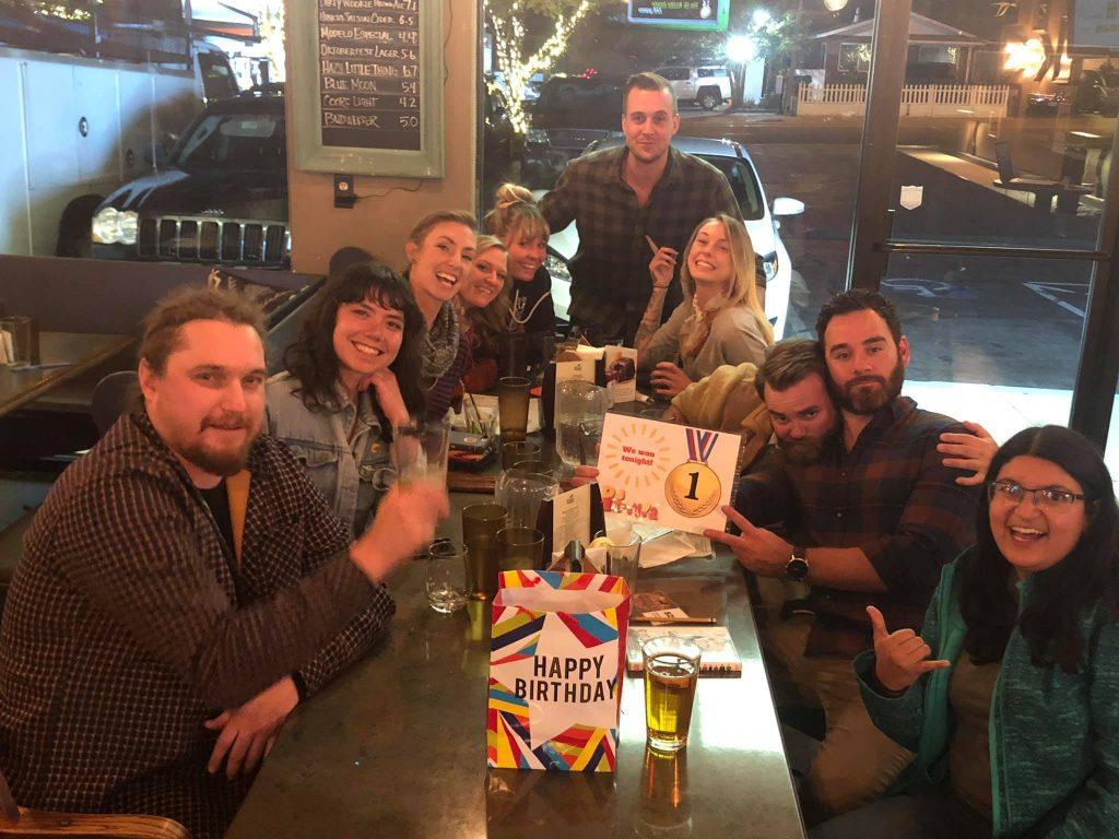 Bighorn Tavern team LilLebowskiUrbanAchievers